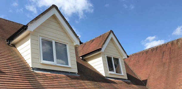dormer roofing in Knowlhill