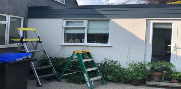 extension roofing in Knowlhill