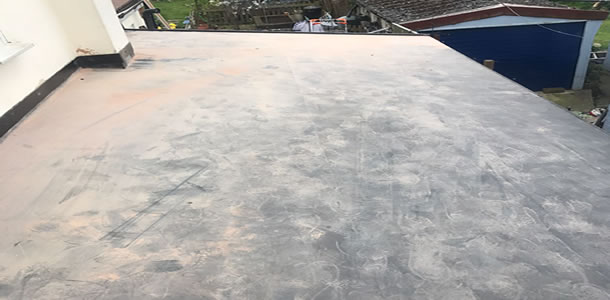 flat roofing in Knowlhill