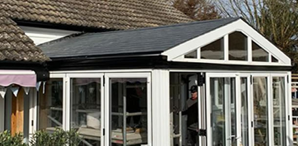 lightweight roofing in Knowlhill