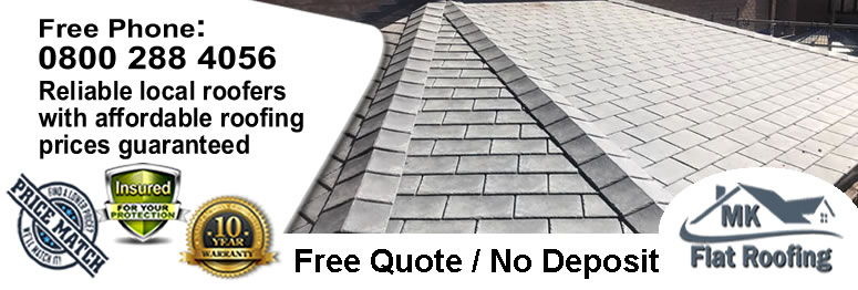 Roofing in Hanslope